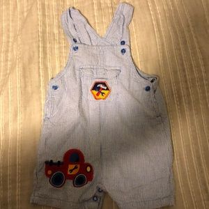Carter's cotton fix it tool overalls